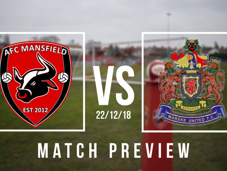 PREVIEW | Marske United (H)