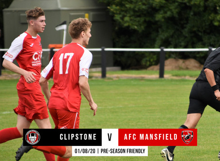 HIGHLIGHTS | Clipstone 1-6 Bulls