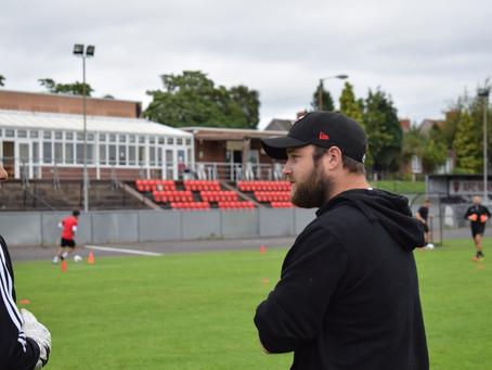 CLUB STATEMENT: First Team Manager Matt Chatfield resigns.