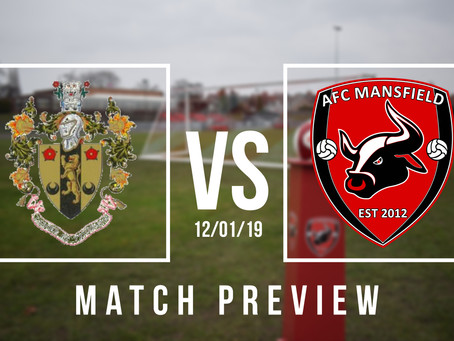 PREVIEW | Brighouse Town (A)