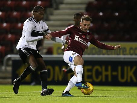 Northampton duo extend loan deals