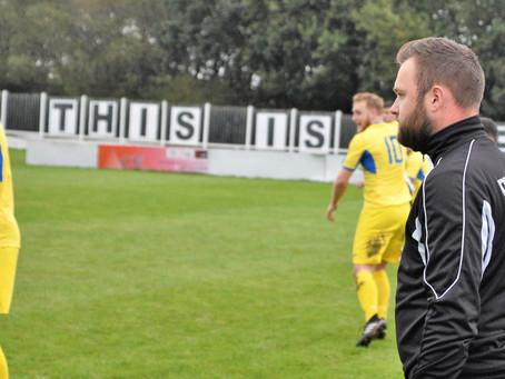 Matt Chatfield on Athersley draw