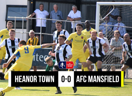 HIGHLIGHTS | Heanor Town 0-0 Bulls