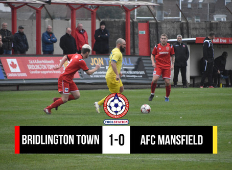 HIGHLIGHTS | Bridlington Town 1-0 Bulls