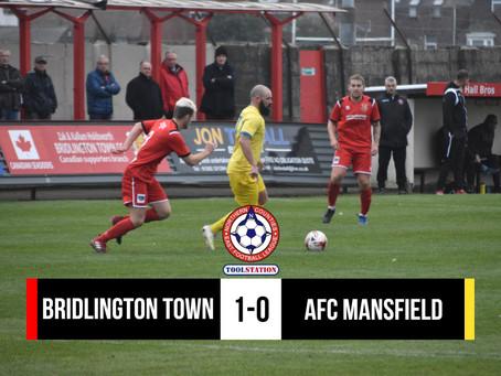 HIGHLIGHTS | Bridlington Town 1-0 Bulls