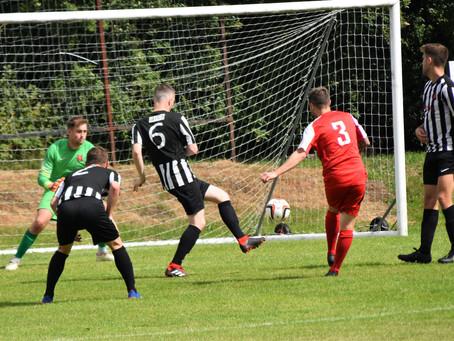AFC thrash Clipstone in opening friendly