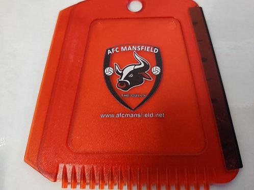 AFC Mansfield Ice Scraper
