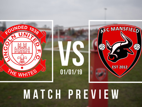 PREVIEW | Lincoln United (A)