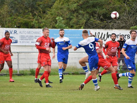 Match Gallery: AFC Mansfield vs  Pontefract Colleries 22.08.2020