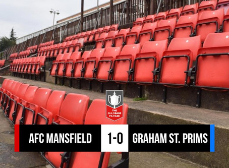 HIGHLIGHTS | Bulls 1-0 Graham Street Prims