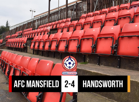 HIGHLIGHTS | Bulls 2-4 Handsworth