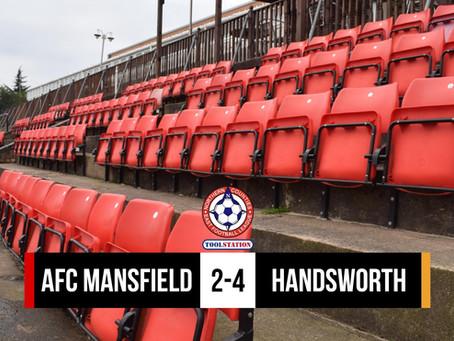 HIGHLIGHTS | Bulls 2-4 Handsworth