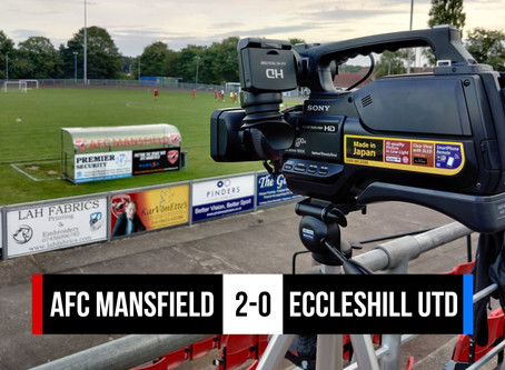 HIGHLIGHTS | Bulls 2-0 Eccleshill United