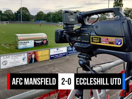 HIGHLIGHTS | Bulls 2-0 Eccleshill United