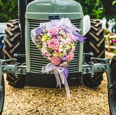 Dorset Devon BusyBee Wedding Florist 13.