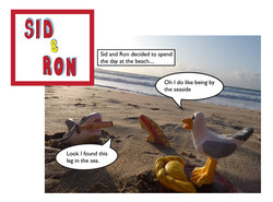 The Adventures of Sid & Ron