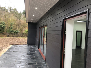 New Commercial Offices, Full Electrical Rewiring, Gerrards Cross, Buckinghamshire, SL9