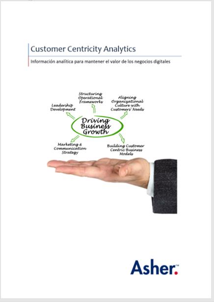 Customer Centricity Analytics