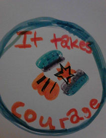 It Takes Courage has educational outreach programs