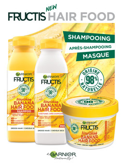 Print Out Of Home for Fructis Hair Food