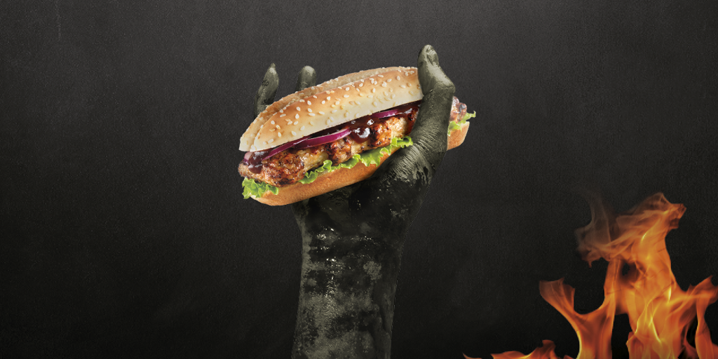 Zombie Ruslters Hand