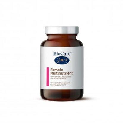 BioCare Female Multinutrient - 90 Capsules