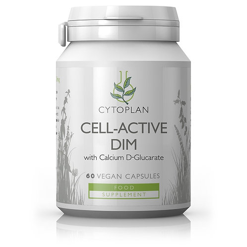 Cell-Active Dim with Calcium D-glucarate
