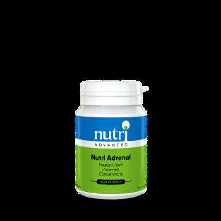 NutriAdvanced  Nutri Adrenal 100 Capsules