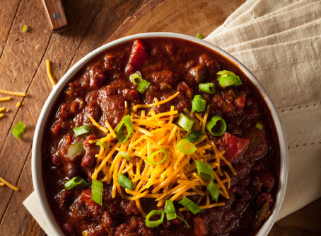 Low Carb Chilli Con Carne - Slow Cooker