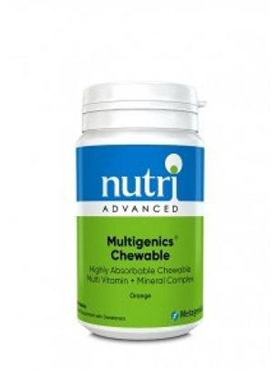 Multigenics Chewable - Orange Flavour 90 Tablets