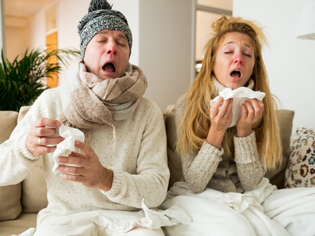 8 things you're doing to make your cold worse
