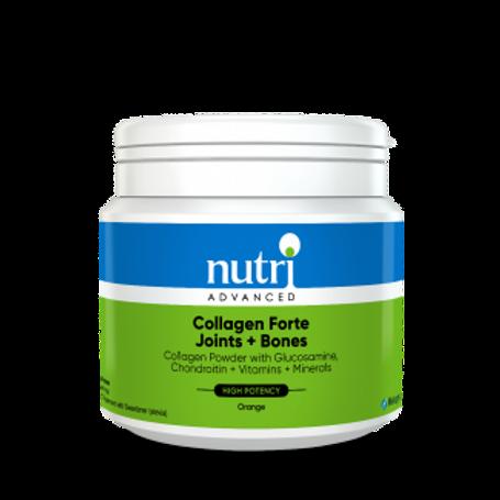 NutriAdvanced Collagen Forte Joints & Bones Powder