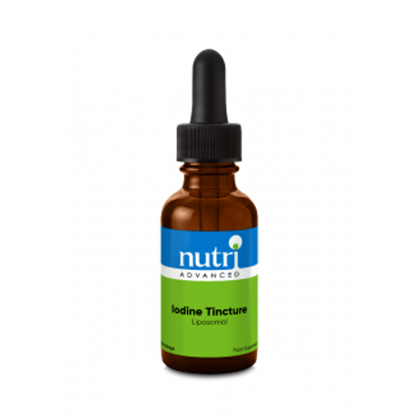 NutriAdvanced Iodine Tincture (Lipsomal) 50ml