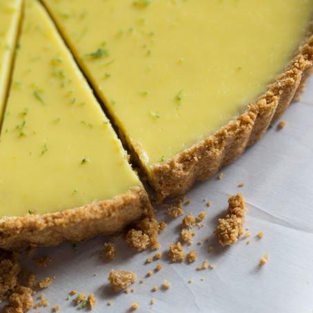 Key Lime Pie #lchf #sugarfree