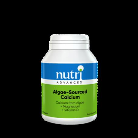 NutriAdvanced Algae-Sourced Calcium 90 Capsules