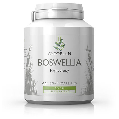 Boswellia high Potency - 60 Vegan Capsules