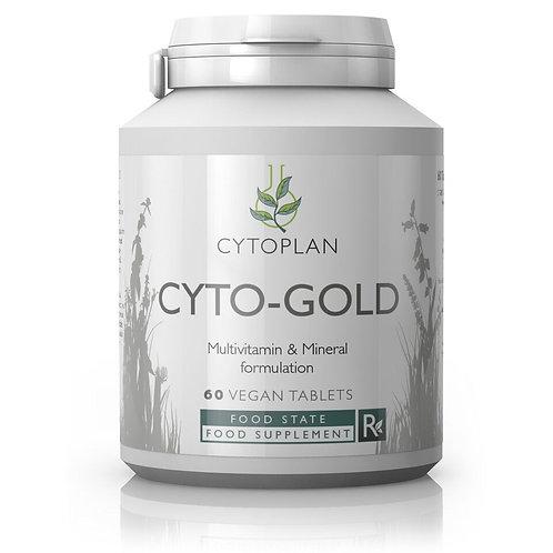 Cyto Gold - MultiVitamin & Mineral Formula