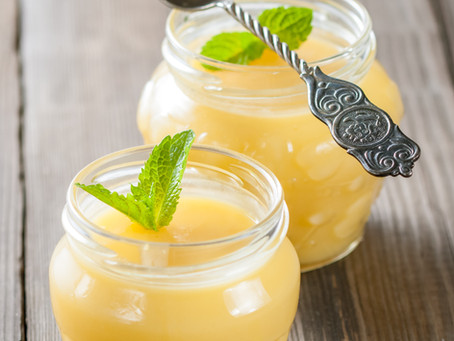 Lemon Curd #sugarfree #slowcooker