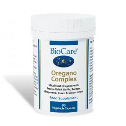 BioCare Oregano Complex 90 Capsules