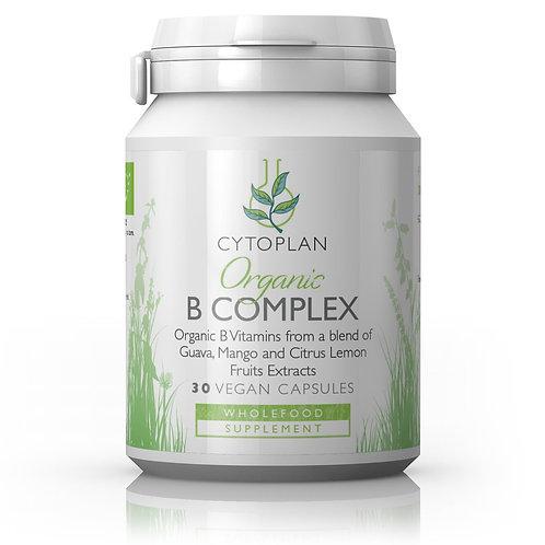 Organic B Complex - Multi B Vitamins