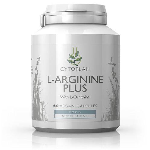 L'Arginine Plus - with L-Ornithine