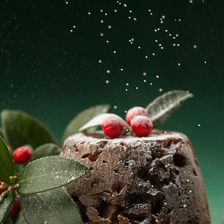 Low Carb Christmas Pudding - Slow Cooker