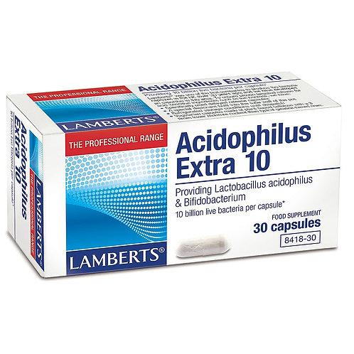 Acidophilus Extra 10 - 60 capsules