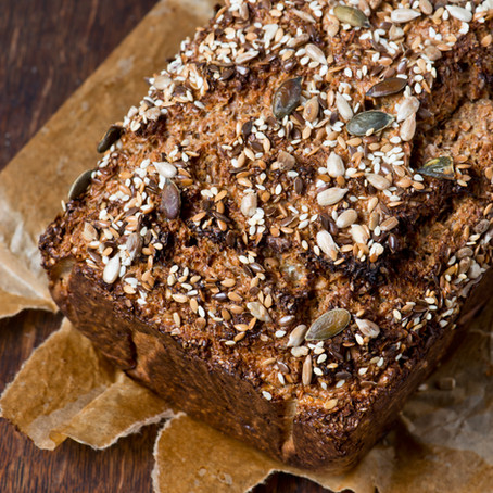 Chestnut and Flax Seed bread – Sugar/Grain/Yeast Free