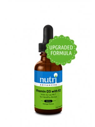 NutriAdvanced Vitamin D3 with K
