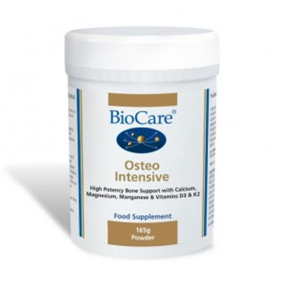 BioCare Osteo Intensive 165g Powder