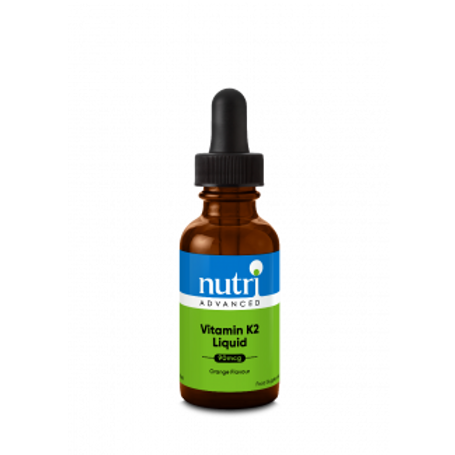 NutriAdvanced VitaminK2 Liquid Orange Flavour