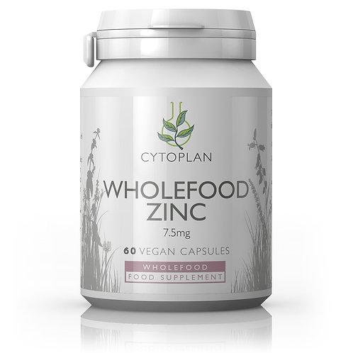 Wholefood Zinc - 7.5mg