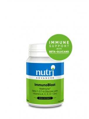 NutriAdvanced ImmunoBlast 60 tablets