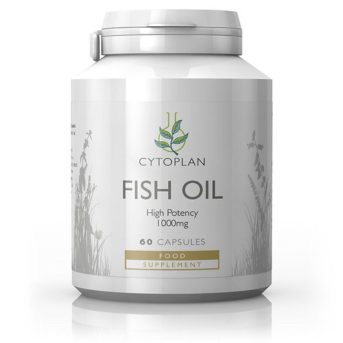 Fish Oil - High Potency